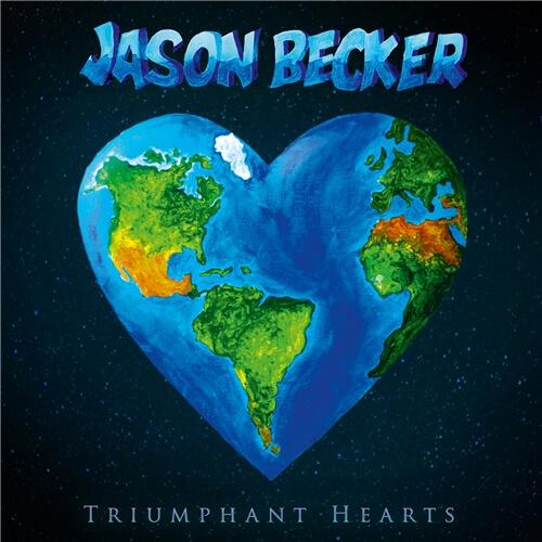 Jason Becker - Triumphant Hearts new jason becker album