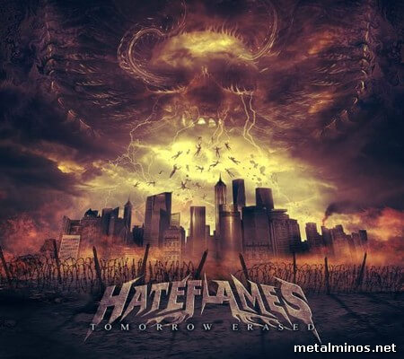Hateflames - Tomorrow Erased 320kpbs mega google drive