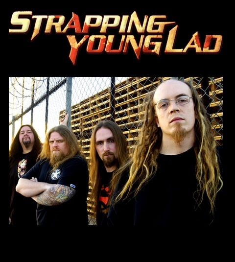 Strapping Young Lad Discography (320KBPS) MEGA MEGA