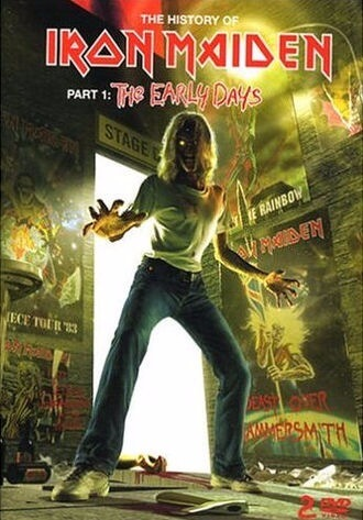 The History Of Iron Maiden Pt. 1: The Early Days (2018) DVD9 Google Drive