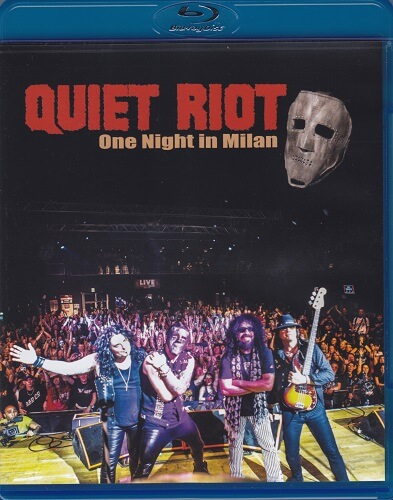 Quiet Riot - One Night in Milan (2013) BDRIP 720P Google Drive Mega