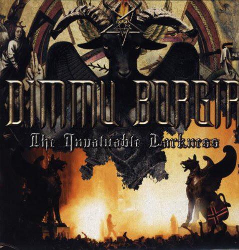 Dimmu Borgir The Invaluable Darkness (2008) DVD9 Google Drive MEGA
