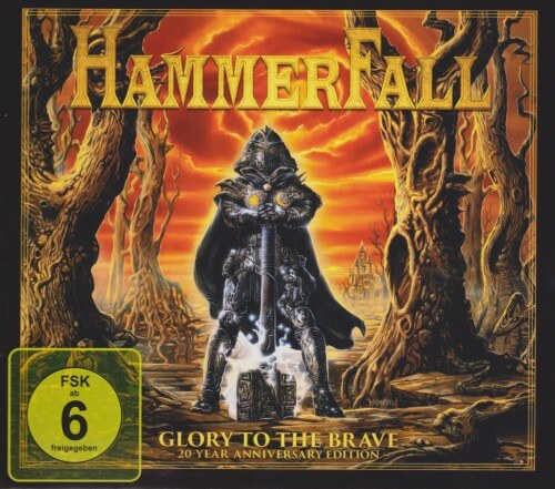 HammerFall - Glory To The Brave (2018) DVD9 Google Drive
