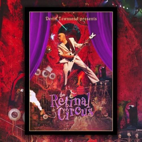 Devin Townsend - Retinal Circus (2013) BDRIP 1080P Mega