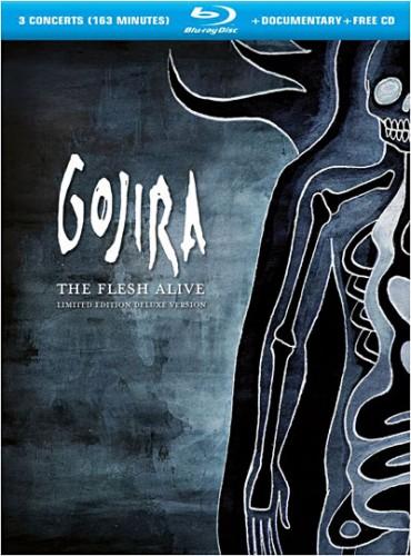 Gojira The Flesh Alive BDRIP 720P Google Drive Mega