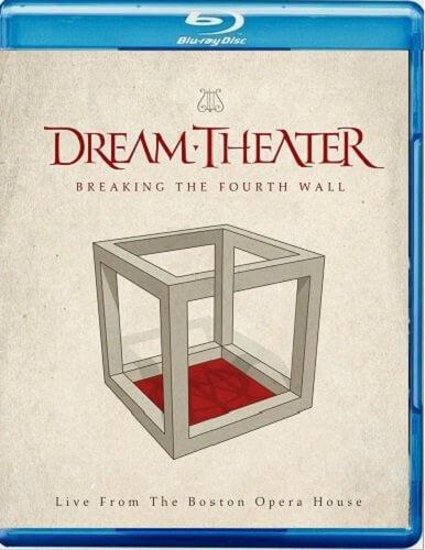 Dream Theater - Breaking The Fourth Wall BDRIP 720P Google Drive Mega
