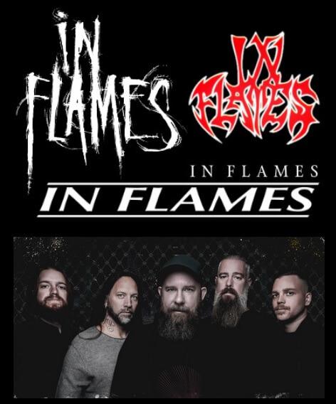 In Flames full Discografia (320KBPS) MEGA