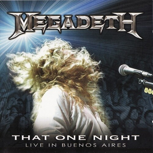 Megadeth That One Night: Live In Buenos Aires (2008) DVD9 Google Drive MEGA