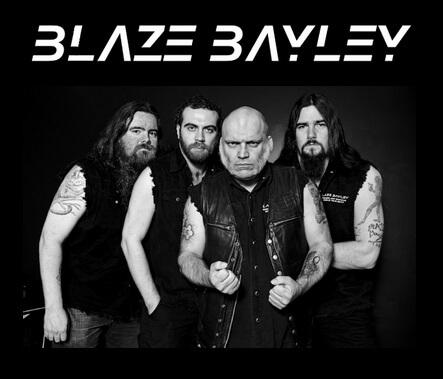 Blaze Bayley Discography mp3 (320KBPS) MEGA
