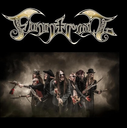 Finntroll Discography mp3 (320KBPS) MEGA